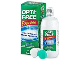 Optifree Express Contact Lens Solution 355ml