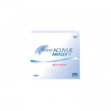 Johnson & Johnson 1 Day Acuvue Moist 90 Pack