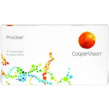 Cooper Vision Proclear Monthly 6 Pack