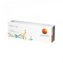 Cooper Vision Proclear 1 Day 30 Pack